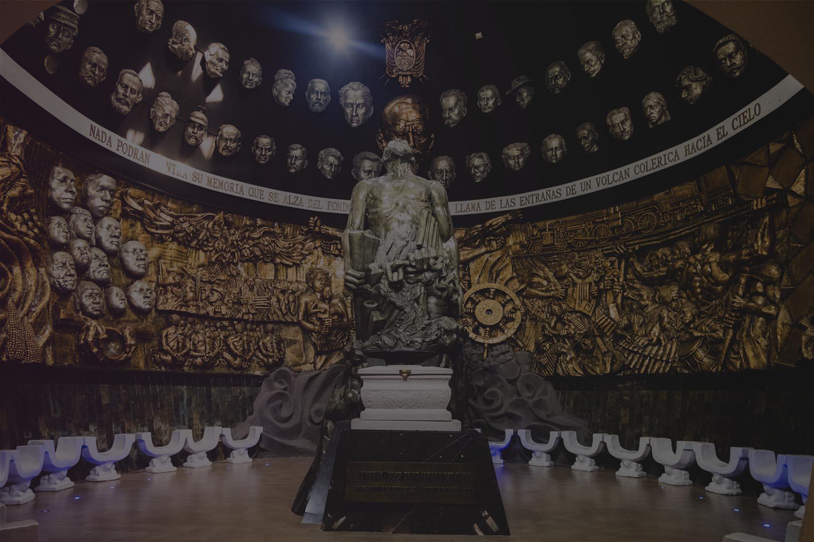 Mausoleo Ciudad Alfaro