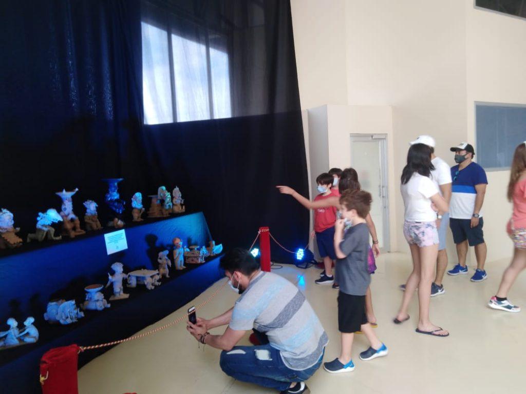 Ciudad Alfaro recibió a miles de  turistas durante el último feriado