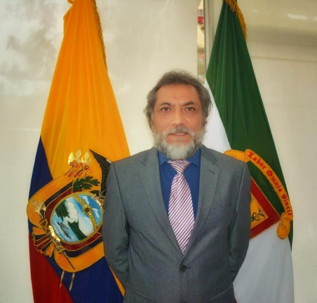 Juan Francisco Nieto es designado Director del Centro Cívico Ciudad Alfaro.