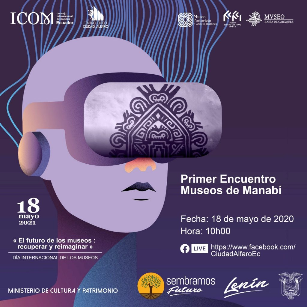 Ciudad Alfaro conmemora a los Museos con varias actividades culturales